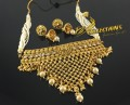 BEAUTIFUL DESIGN TRADITIONAL LOOK NECKLACE SET