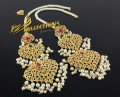 HYDERABADI DESIGN NAURATAN EARRING