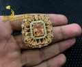 Gold Plated Indian Zircon RING
