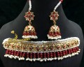 HYDERABADI DESIGN GULUBAND SET