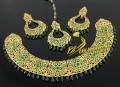 HYDERABADI DESIGN FINE QUALITY NECKLACE SET
